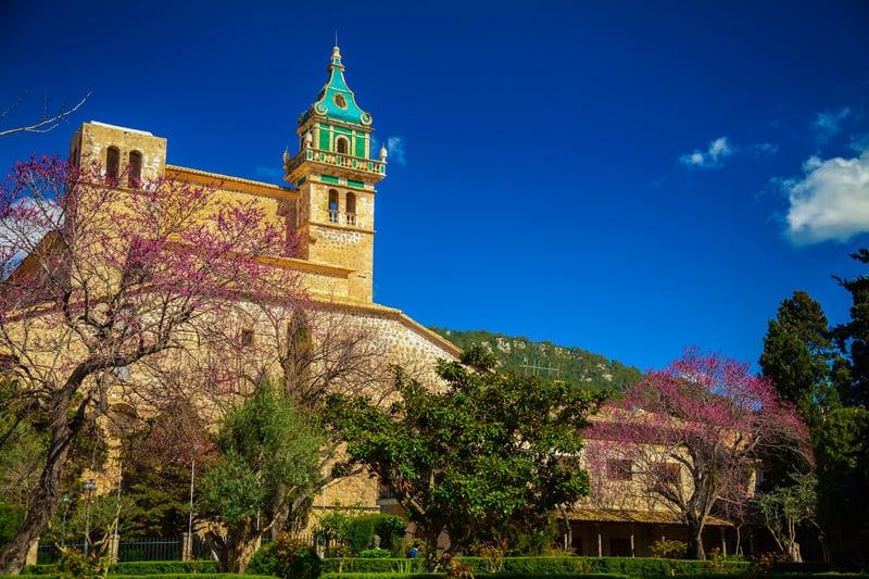 Valldemossa Charterhouse Mallorca Gezilecek Yerler