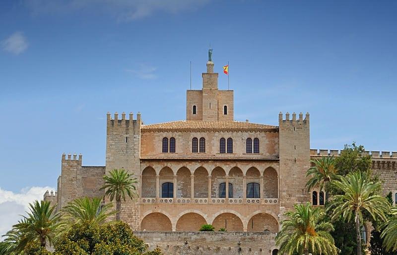 Almudaina Kraliyet Sarayı - Mallorca Gezilecek Yerler