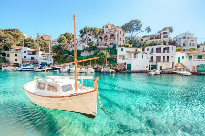 Cala Figuera - Mallorca Gezilecek Yerler