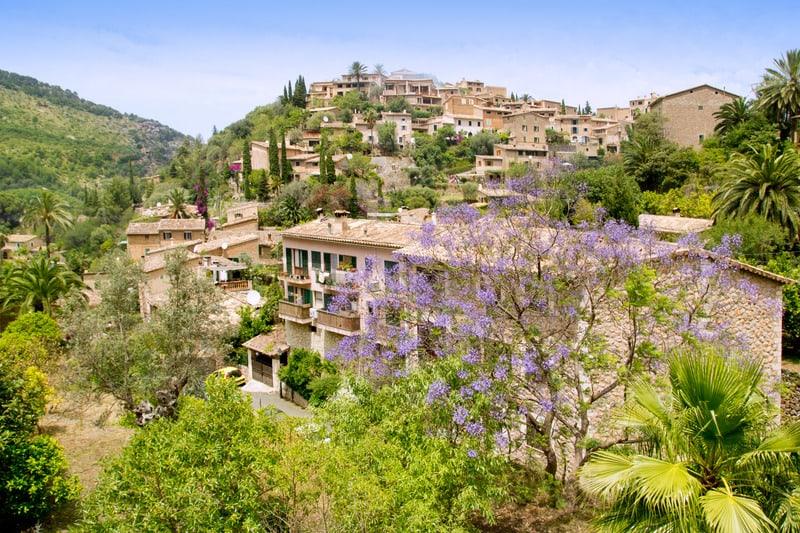 Deia Köyü - Mallorca Gezilecek Yerler
