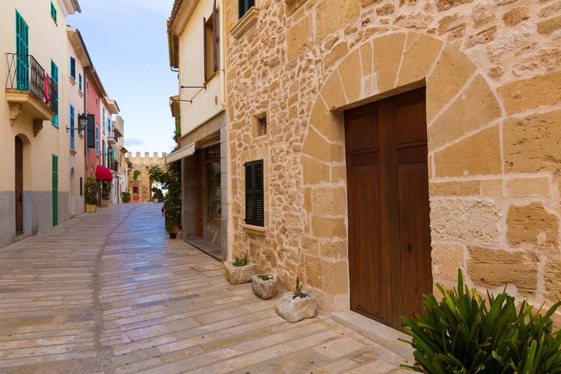 Alcudia - Mallorca Gezilecek Yerler
