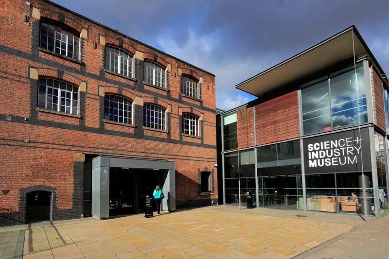 Bilim ve Endüstri Müzesi Manchester