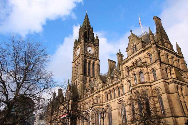 Manchester Belediye Binası