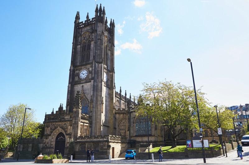 Manchester Katedrali