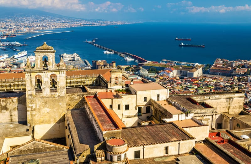San Martino Manastırı Napoli
