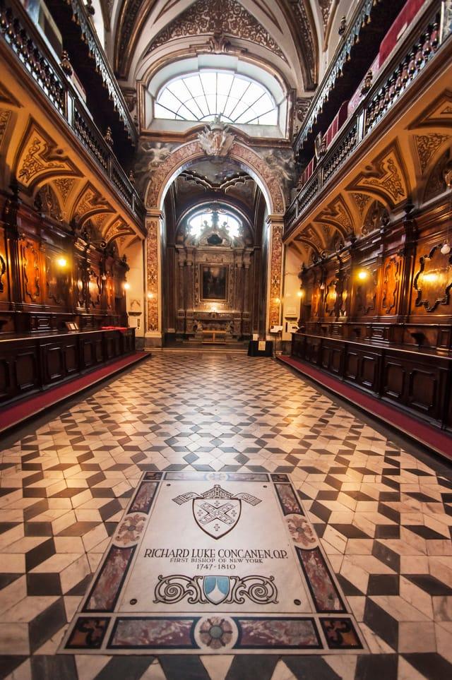 San Domenico Maggiore Kilisesi Napoli