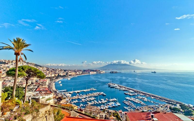 Napoli Gezilecek Yerler