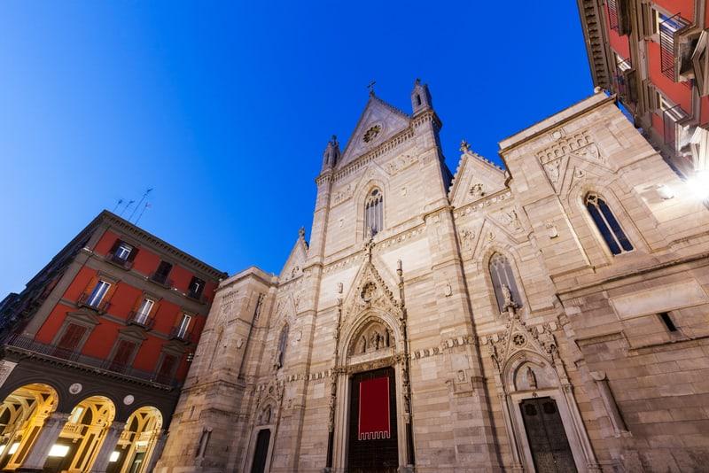 Napoli Katedrali