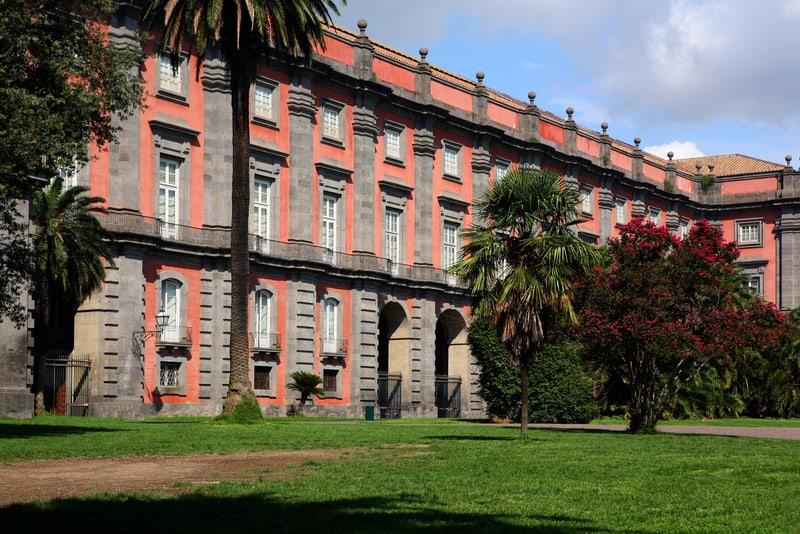 Capodimente Kraliyet Sarayı Napoli