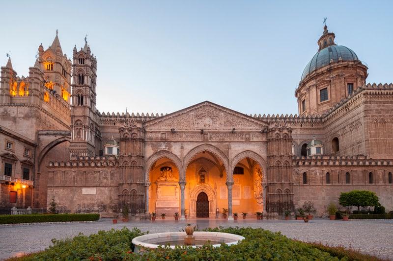 Palermo Katedrali