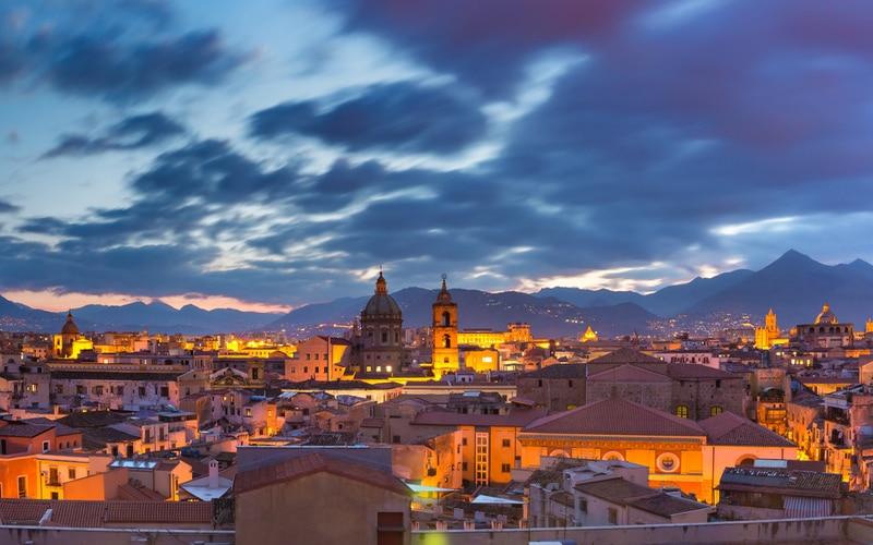 Palermo'da Gezilecek Yerler