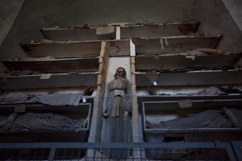 Yeraltı Mezarlığı Palermo