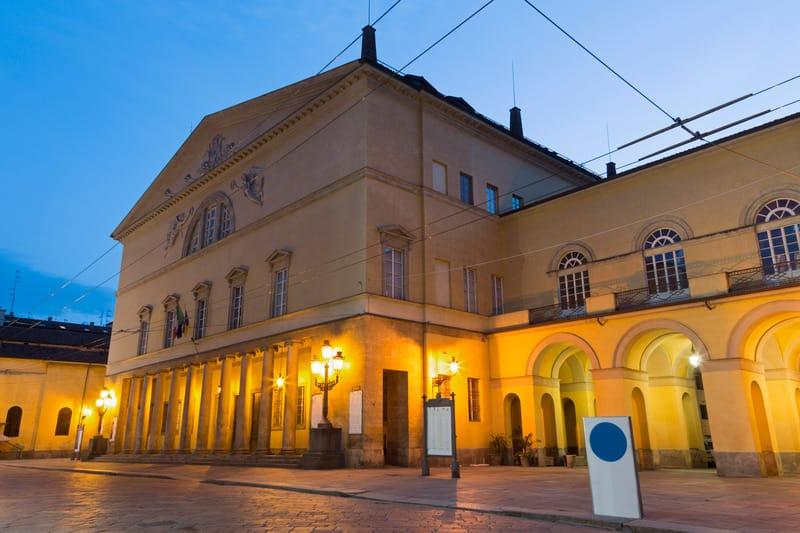 Kraliyet Tiyatrosu Parma