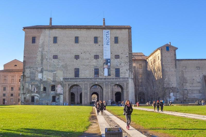 Palazzo della Pilotta parma