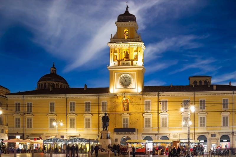 Palazzo del Governatore - Vali Sarayı Parma