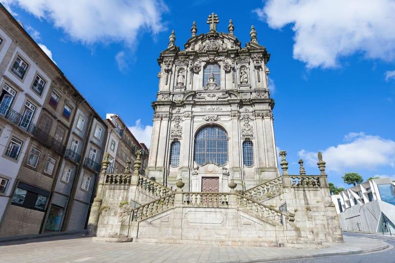 Rahipler Kilisesi - Porto Gezilecek Yerler