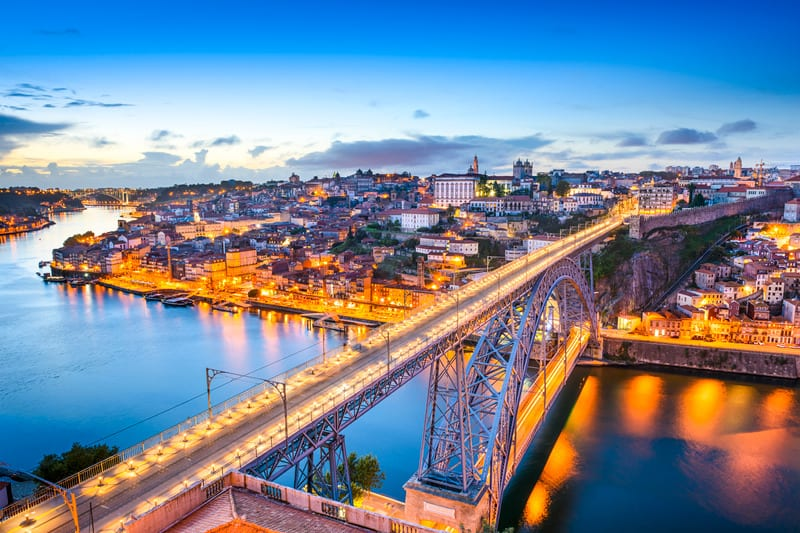 Louis Köprüsü -Porto Gezilecek Yerler