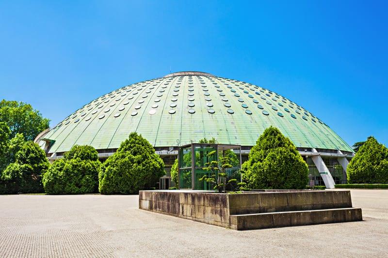 Porto Gezilecek Yerler - Kristal Saray Bahçeleri