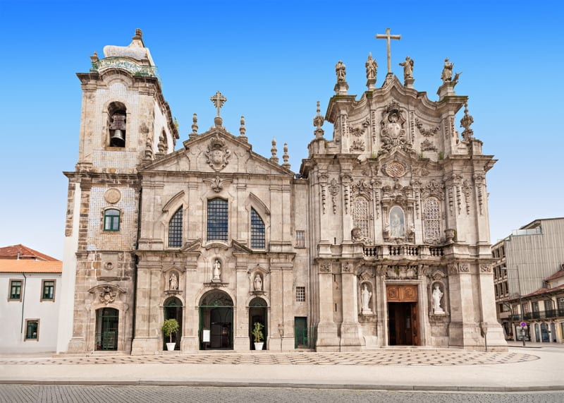 Carmo Kilisesi - Igreja do Carmo - Porto