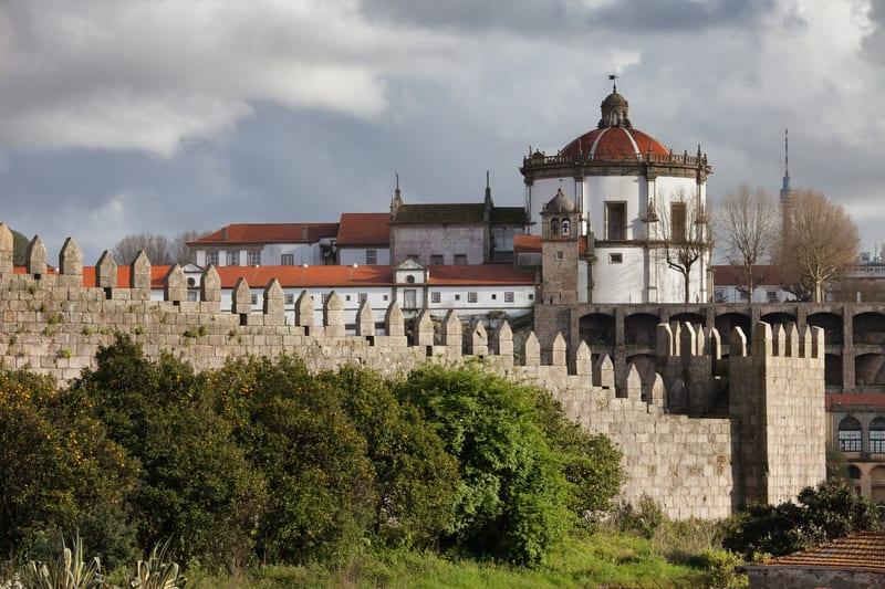 Fernandina Duvarı - Muralha Fernandina - Porto