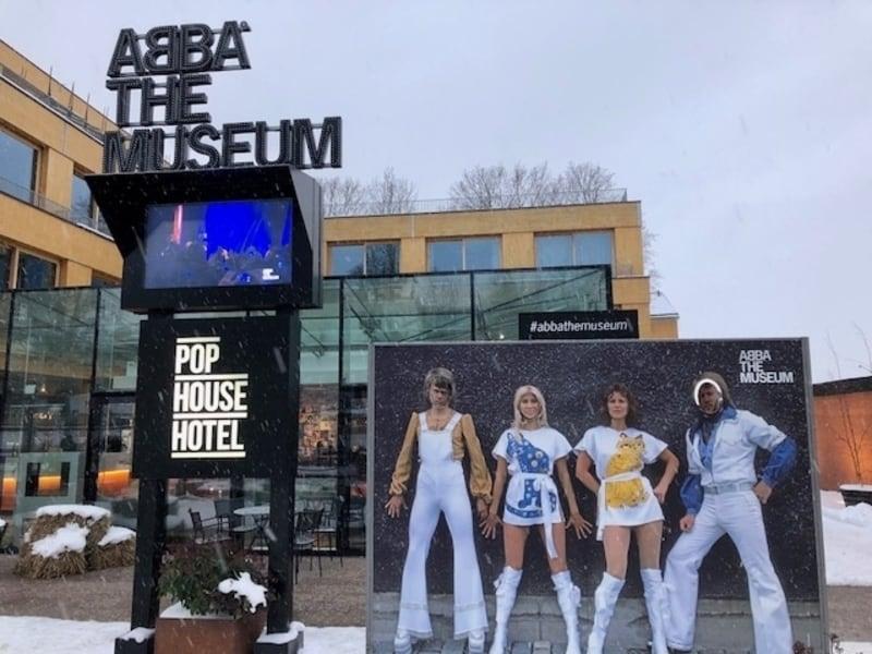 Abba Müzesi Stockholm