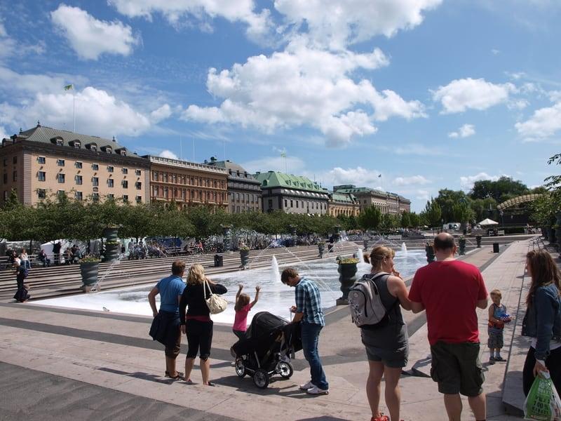 Kraliyet Bahçesi Stockholm