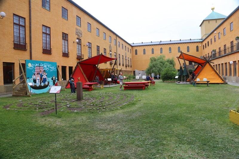 İsveç Müzesi Stockholm