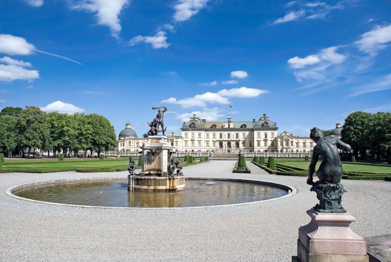 Drottningholm Sarayı Stockholm