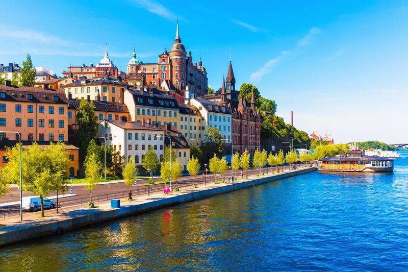 Södermalm Stockholm Gezilecek yerler