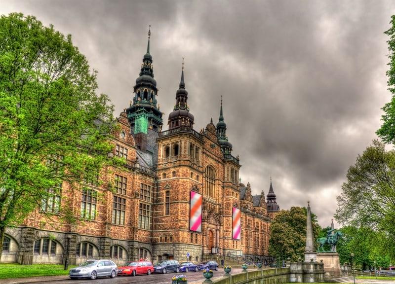 Nordic Museum - İskandinav Müzesi