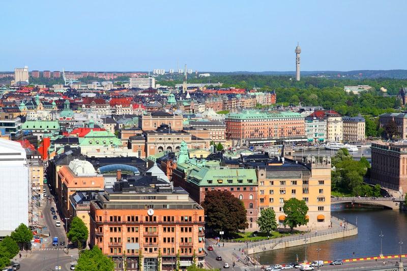 Norrmalm Stockholm Gezilecek Yerler