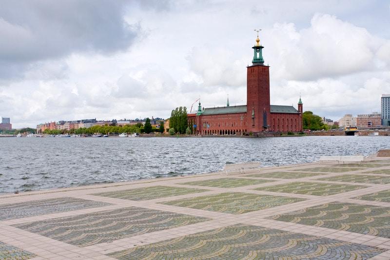 Stockholm Belediye Binası