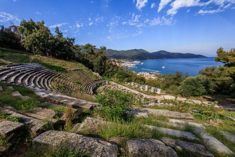 Antik Tiyatro Thassos