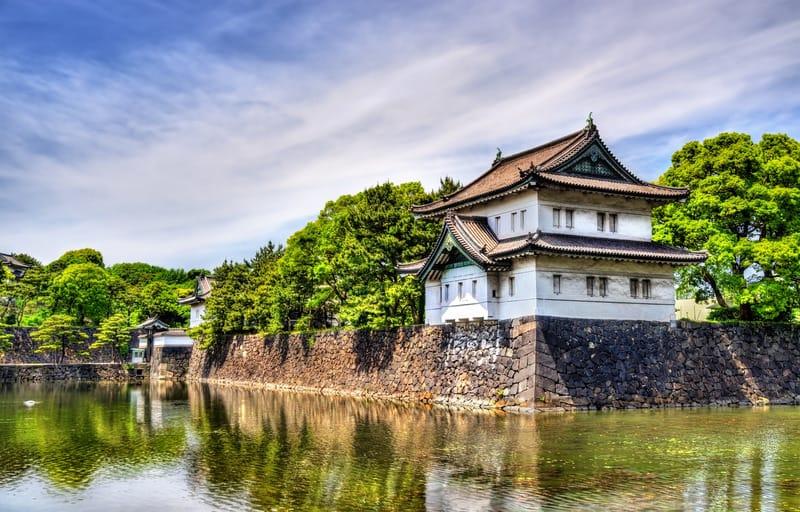 İmparatorluk Sarayı Tokyo