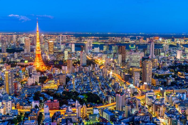 Roppongi Tokyo Gezilecek Yerler