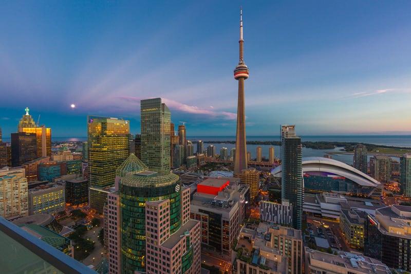 Cn Kulesi Toronto Gezilecek Yerler