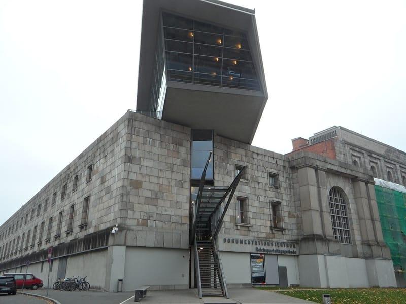 Nazi Partisi Toplanma Alanları Müzesi