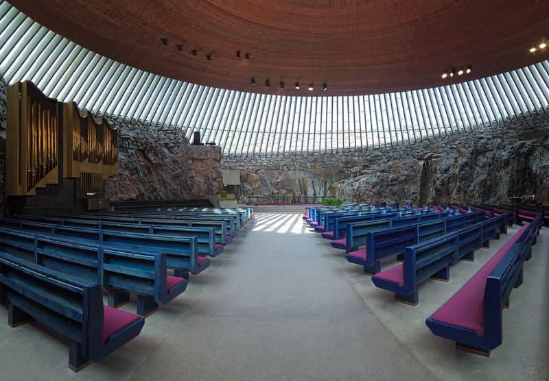 Temppeliaukio Kilisesi