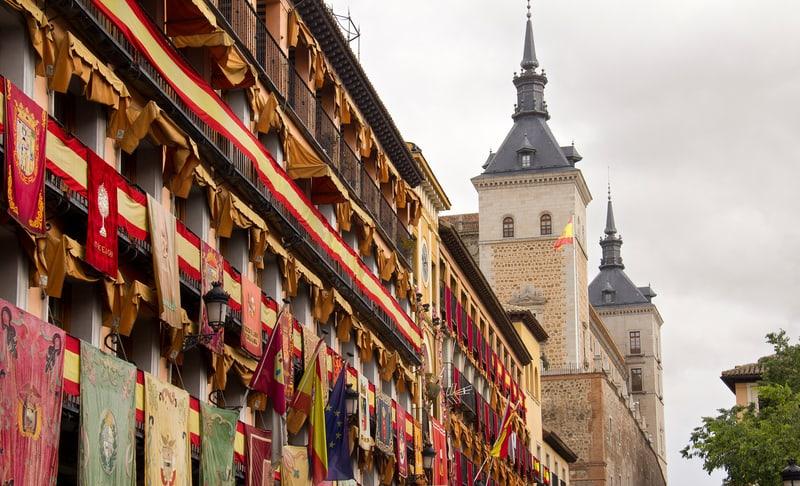 Zocodover Meydanı Toledo Gezilecek Yerler Listesi