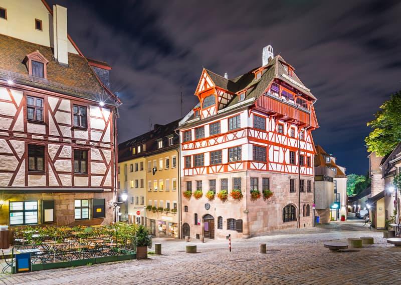 Albrecht Dürer Evi Nürnberg