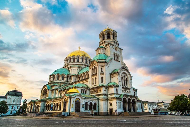 Sofya Aleksandr Nevski Katedrali