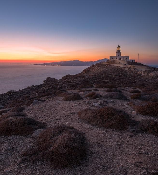 Armenistis Deniz Feneri