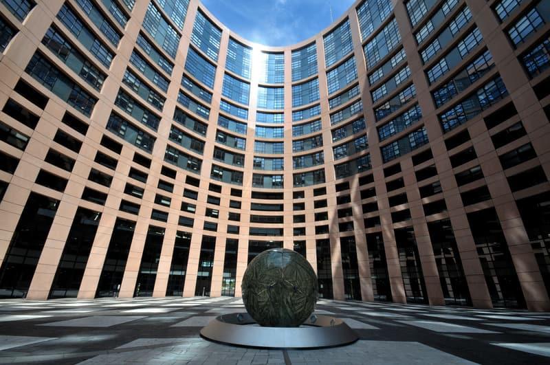 Strasbourg Avrupa Kurumları