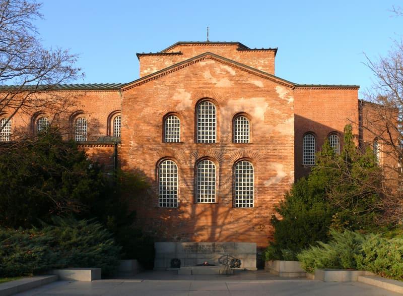 Aziz Sofya - Ayasofya Kilisesi