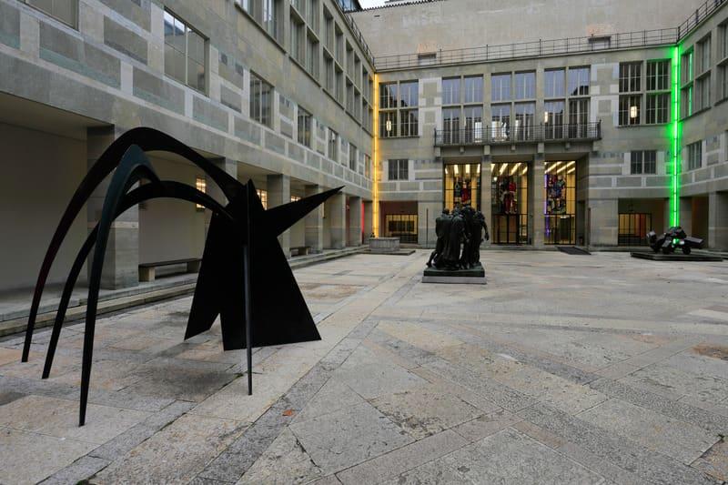 Basel Kuntmuseum - Sanat Müzesi