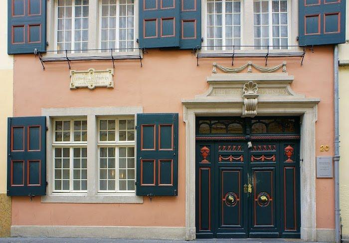 Bonn Beethoven Evi