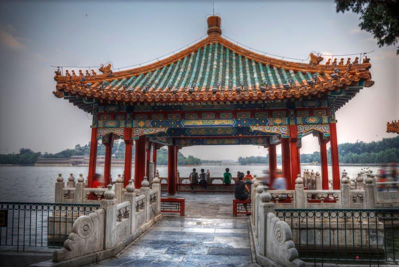 Beihai Parkı - Pekin Turistik Yerler