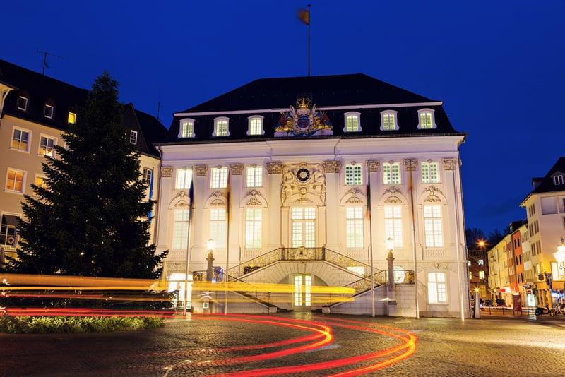 Bonn Eski Belediye Binası