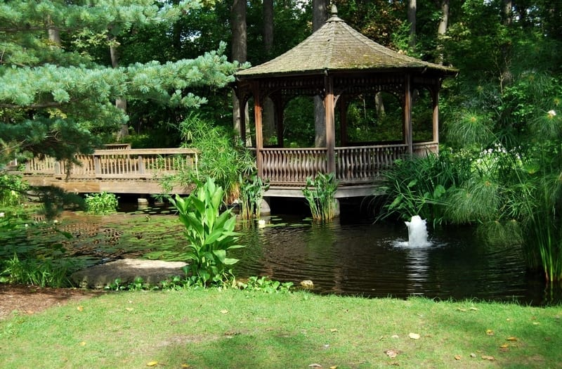 Toledo Botanik Bahçesi