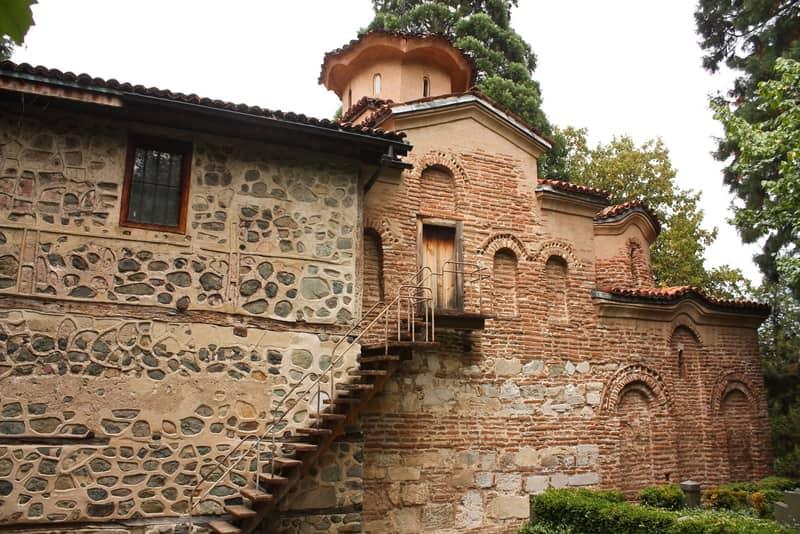 Boyana Kilisesi Sofya